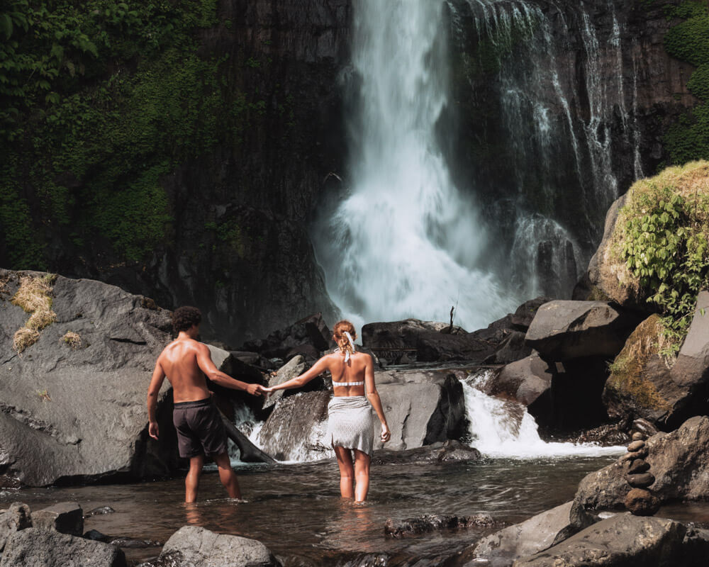 Gitgit  Waterfall Hike  A Quick Guide Just Go Travelling